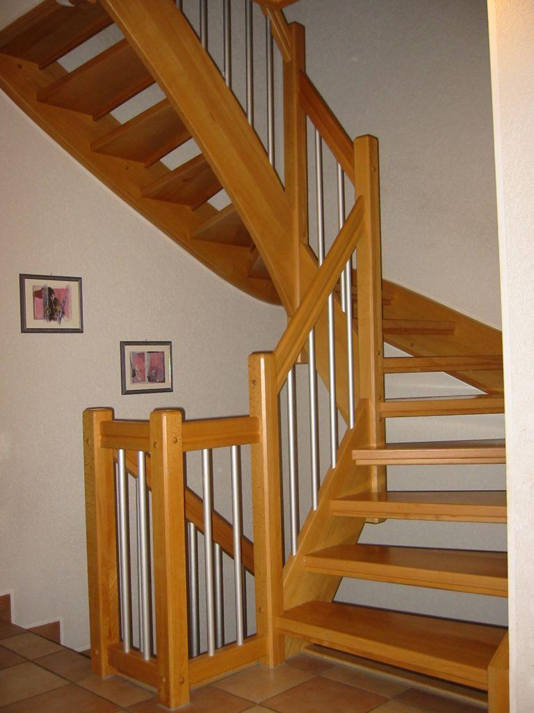 wir planen mit ihnen die passende treppe f r ihr objekt schreinerei grewing schermbeck. Black Bedroom Furniture Sets. Home Design Ideas